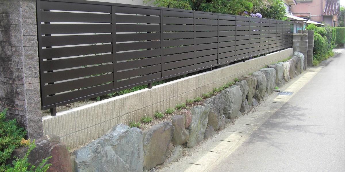 石垣・塀のリフォーム