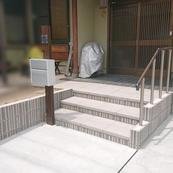 玄関ステップ
